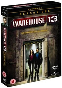 Warehouse 13 - Season 1 [DVD] DVD