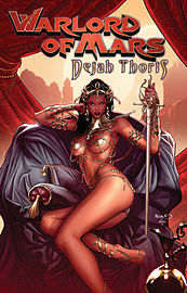 Warlord of Mars: Dejah Thoris Volume 1 - The Colossus of Mars TP (Paperback) Books