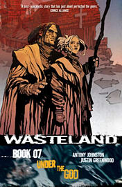 Wasteland Volume 7: Under the God (Paperback) Books