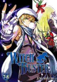 Witch Buster Vol. 7-8 (Paperback) Books