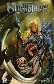 Witchblade Volume 5: First Born (Paperback) Books