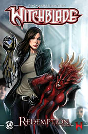 Witchblade: Redemption Volume 2 TP (Paperback) Books
