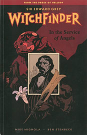 Witchfinder: In the Service of Angels (Paperback) Books