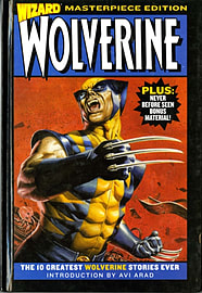 Wolverine (Wizard Masterpiece Edition) (Paperback) Books