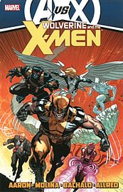 Wolverine & the X-Men by Jason Aaron - Volume 4 (AVX) (Wolverine and the X-Men (Unnumbered)) (Paperb Books