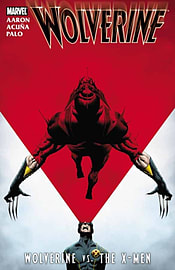 Wolverine: Wolverine vs. The X-Men (Paperback) Books
