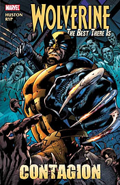 Wolverine: The Best There Is - Contagion (Paperback) Books