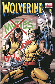 Wolverine Comic Reader 1 (Marvel Comic Readers) (Paperback) Books