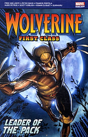 Wolverine First Class: Leader of the Pack (Paperback) Books