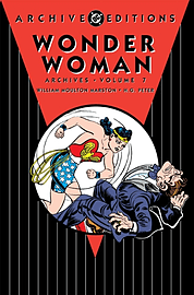 Wonder Woman Archives Vol. 7 (Archive Editions) (Hardcover) Books