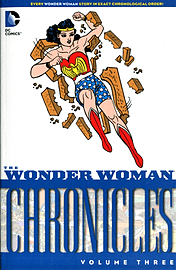 Wonder Woman Chronicles Volume 3 TP (Paperback) Books