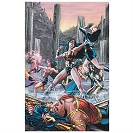 Wonder Woman Odyssey HC Vol 02 (Wonder Woman (DC Comics Hardcover)) (Hardcover) Books