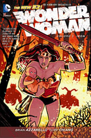 Wonder Woman Volume 3: Iron TP (The New 52) (Wonder Woman (DC Comics Numbered)) (Paperback) Books