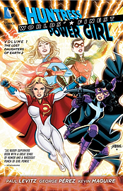 Worlds Finest Volume 1: The Lost Daughters of Earth 2 TP (Paperback) Books