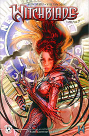 WITCHBLADE VOLUME 7 Books