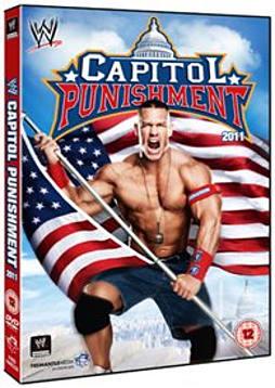 WWE - Capitol Punishment [DVD] DVD