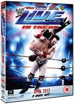 WWE - Live In The UK - April 2012 [DVD] DVD