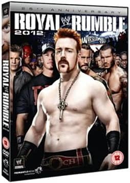 WWE - Royal Rumble 2012 [DVD] DVD