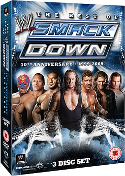 WWE: Best Of Smackdown - 10th Anniversary 1999-2009 [DVD] DVD