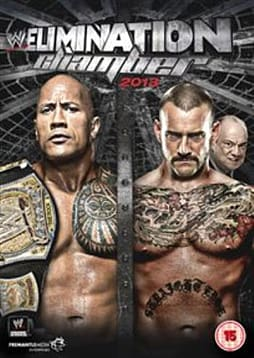 WWE: Elimination Chamber 2013 [DVD] DVD