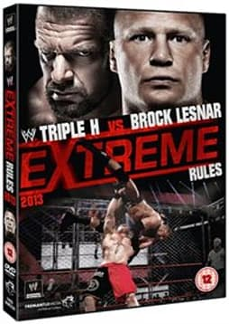 WWE: Extreme Rules 2013 [DVD] DVD
