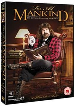 WWE: For All Mankind - The Life And Career Of Mick Foley [DVD] DVD