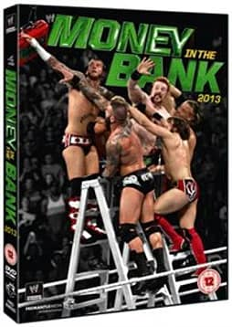 WWE: Money In The Bank 2013 [DVD] DVD