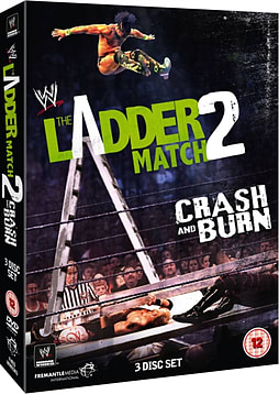 WWE: The Ladder Match 2 - Crash And Burn [DVD] DVD