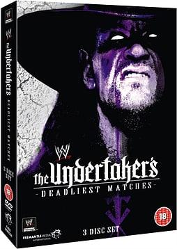 WWE: Undertaker's Deadliest Matches [DVD] DVD