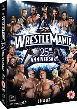 WWE: Wrestlemania 25 [DVD] DVD