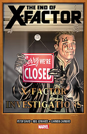 X-Factor Volume 21: The End of X-Factor (X-Factor (Numbered)) (Paperback) Books