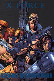 X-Force: Assault On Graymalkin (Hardcover) Books