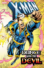 X-Man: Dance with the Devil (Paperback) Books