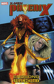 X-Men - Phoenix: Endsong/Warsong Ultimate Collection (Paperback) Books
