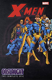 X-Men: The Complete Onslaught Epic Volume 4 TPB: Complete Onslaught Epic v. 4 (Paperback) Books