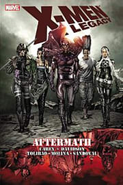X-Men Legacy: Aftermath (Hardcover) Books
