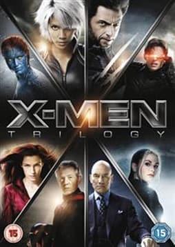 X-Men Trilogy [DVD] [2000] DVD