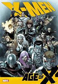 X-Men: Age of X (Hardcover) Books