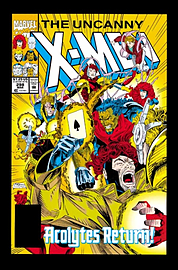 X-Men: Fatal Attractions (Uncanny X-Men (Marvel Unnumbered)) (Hardcover) Books