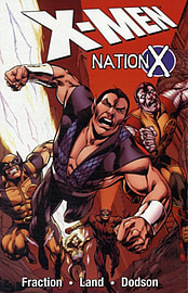 X-Men: Nation X (Paperback) Books