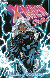 X-Men: Storm by Warren Ellis & Terry Dodson (Paperback) Books