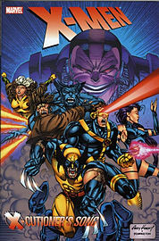 X-Men: X-Cutioner's Song (Hardcover) Books
