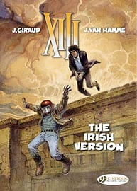 XIII The Irish Version (XIII (Cinebook)) (Paperback) Books