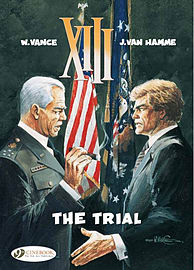 XIII Vol.12: The Trial (XIII (Cinebook)) (Paperback) Books