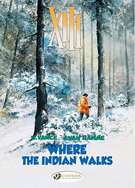 XIII Vol.2: Where the Indian Walks (Paperback) Books