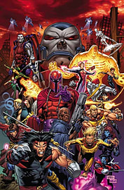 XMEN AGE OF APOCALYPSE Books