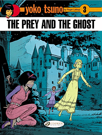 Yoko Tsuno Vol.3: The Prey and the Ghost (Paperback) Books
