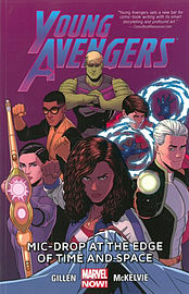 Young Avengers Volume 3: Mic-Drop at the Edge of Time and Space (Paperback) Books