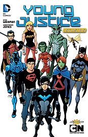 Young Justice Volume 1: Invasion TP (DC Comics: Young Justice) (Paperback) Books