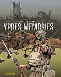 Ypres Memories (Hardcover) Books